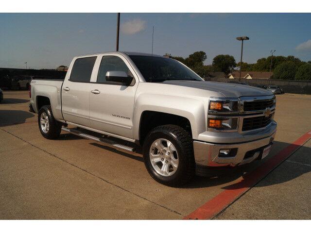 loaded 2015 Chevrolet Silverado 1500 LT 4×4