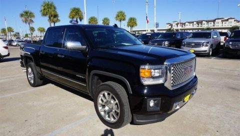 low mileage 2015 GMC Sierra 1500 Denali 4×4 for sale