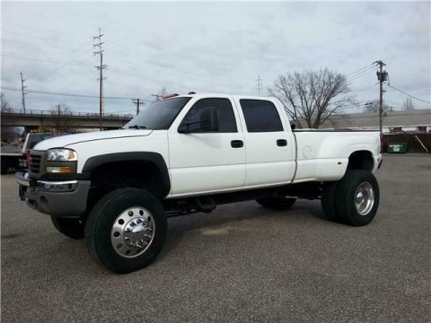 new parts 2007 GMC Sierra 3500 4×4 for sale