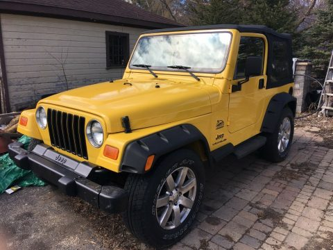 new top 2001 Jeep Wrangler 4×4 for sale