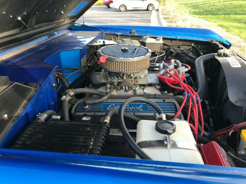rebuilt engine 1970 Ford Bronco 4×4