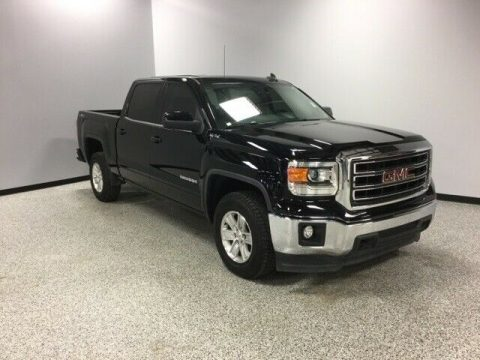 well equipped 2015 GMC Sierra 1500 4×4 for sale