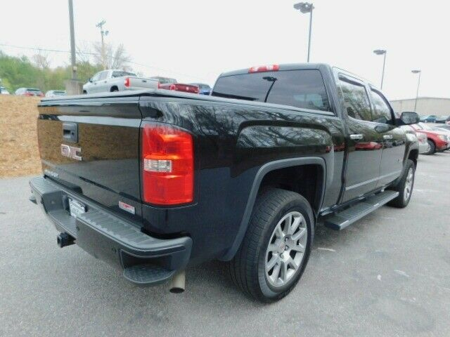 well equipped 2015 GMC Sierra 1500 SLT 4×4