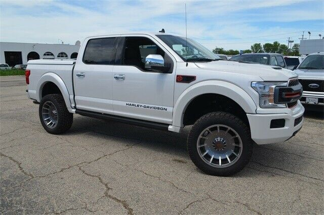 brand new 2019 Ford F 150 Lariat 4×4