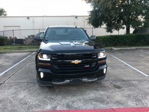 excellent shape 2016 Chevrolet Silverado 1500 Z71 4×4 for sale