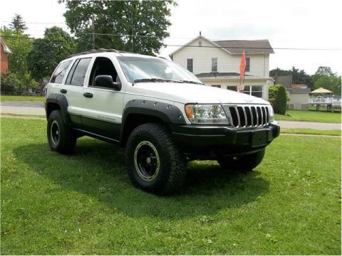 fully loaded 2003 Jeep Grand Cherokee 4×4 for sale