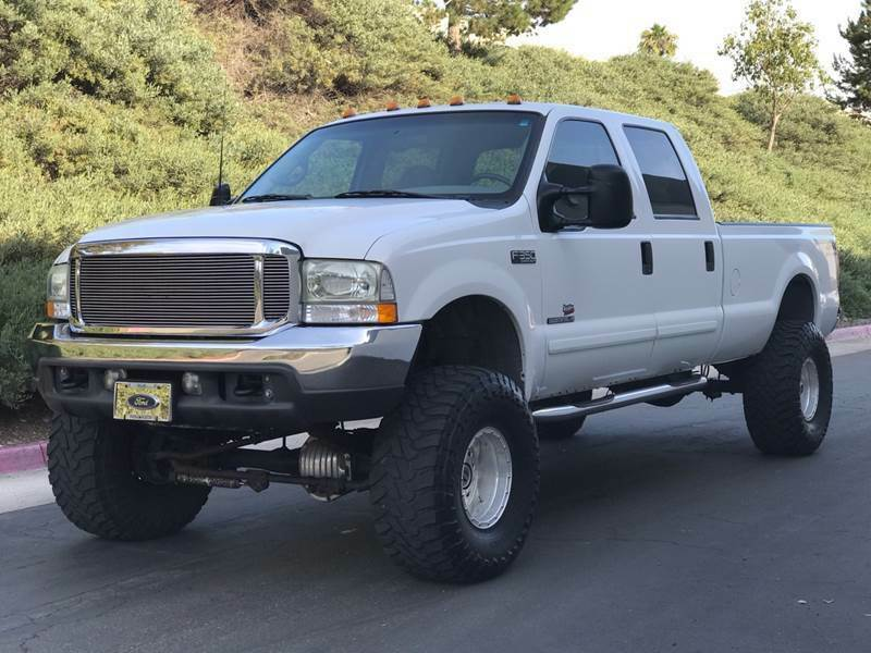 great shape 2001 Ford F 350 XLT Package 4×4
