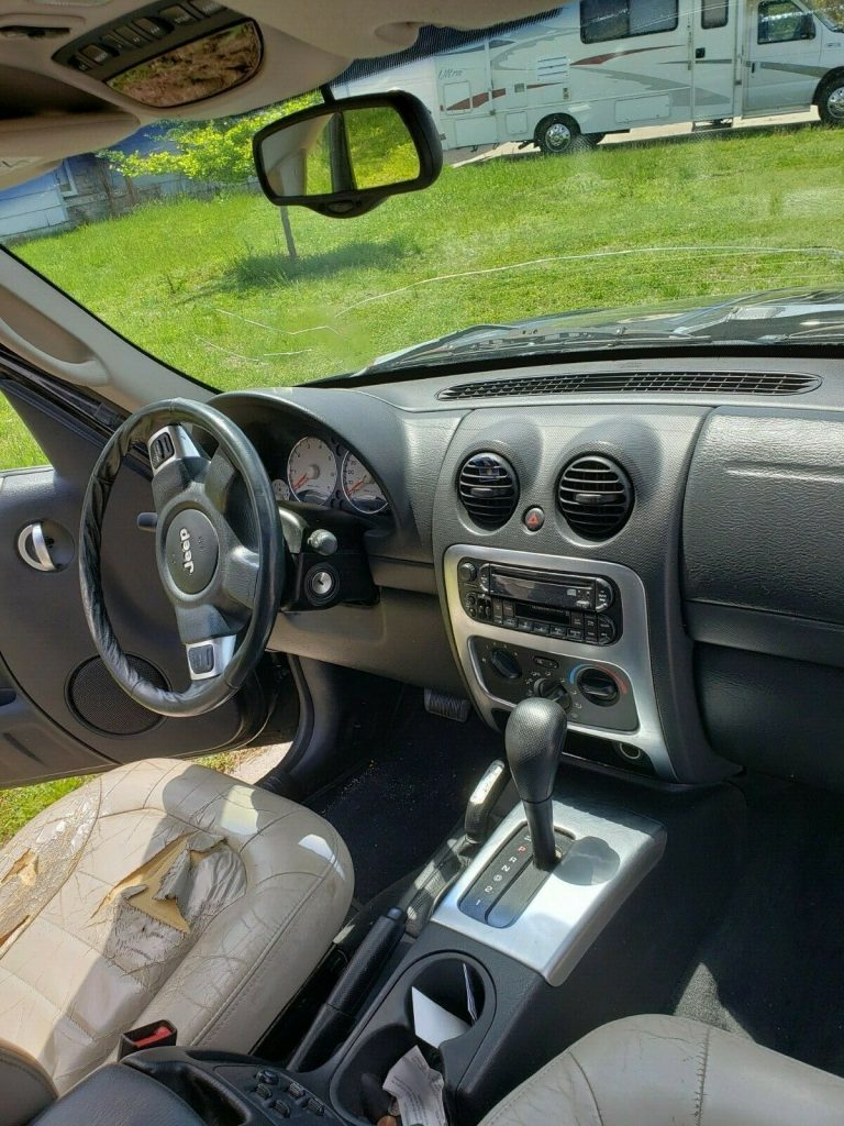 great shape 2003 Jeep Liberty 4×4