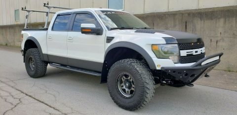 highly built 2013 Ford F 150 SVT Raptor 4×4 for sale