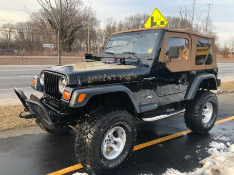 restored 2002 Jeep Wrangler X 4×4 for sale