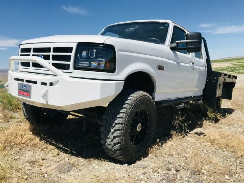 rust free 1996 Ford F 350 XLT 4×4 for sale