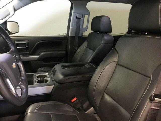 sharp 2016 Chevrolet Silverado 1500 LTZ 4×4