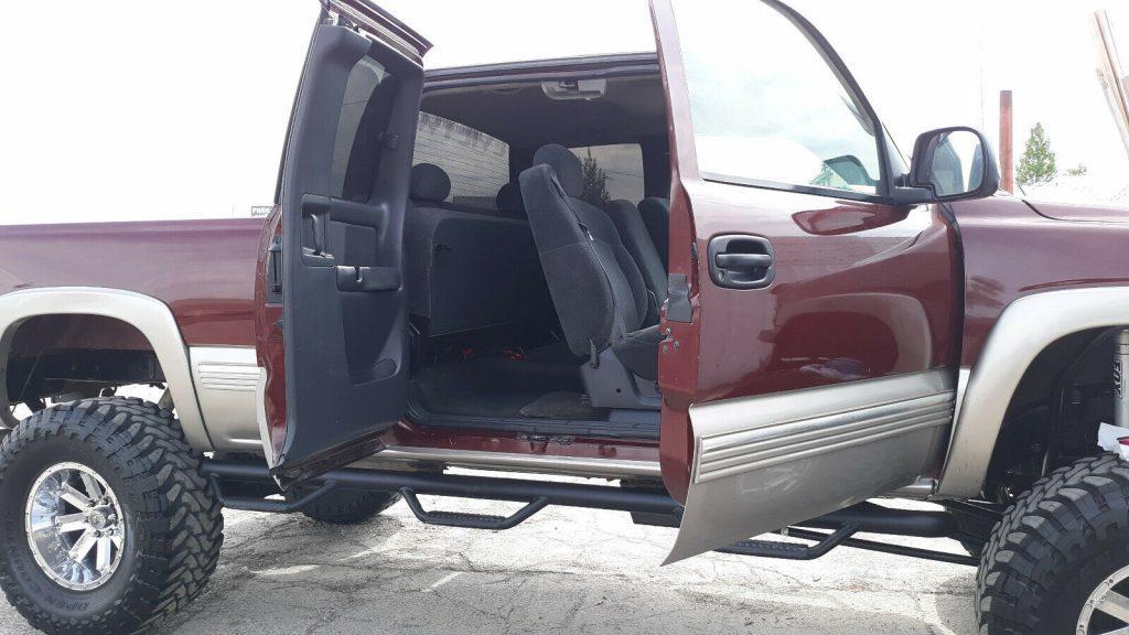 very nice 1999 Chevrolet Silverado 1500 pickup 4×4