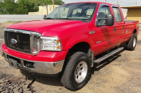 clean 2006 Ford F 250 XL/XLT 4×4 for sale