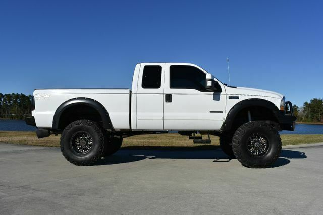 great shape 2001 Ford F 250 Lariat pickup 4×4