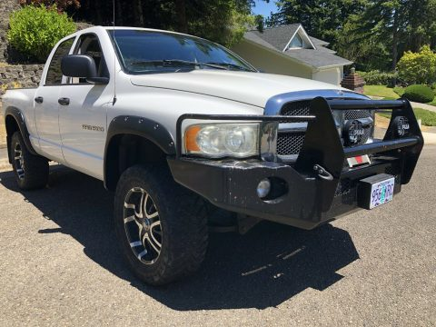 lots of add-ons 2003 Dodge Ram 1500 SLT pickup 4×4 for sale