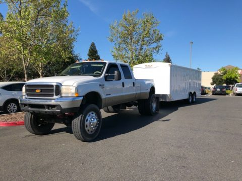 many upgrades 2000 Ford F 350 SuperDuty 4×4 for sale