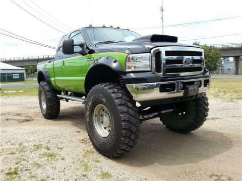 monster 2006 Ford F 250 XL pickup 4×4 for sale