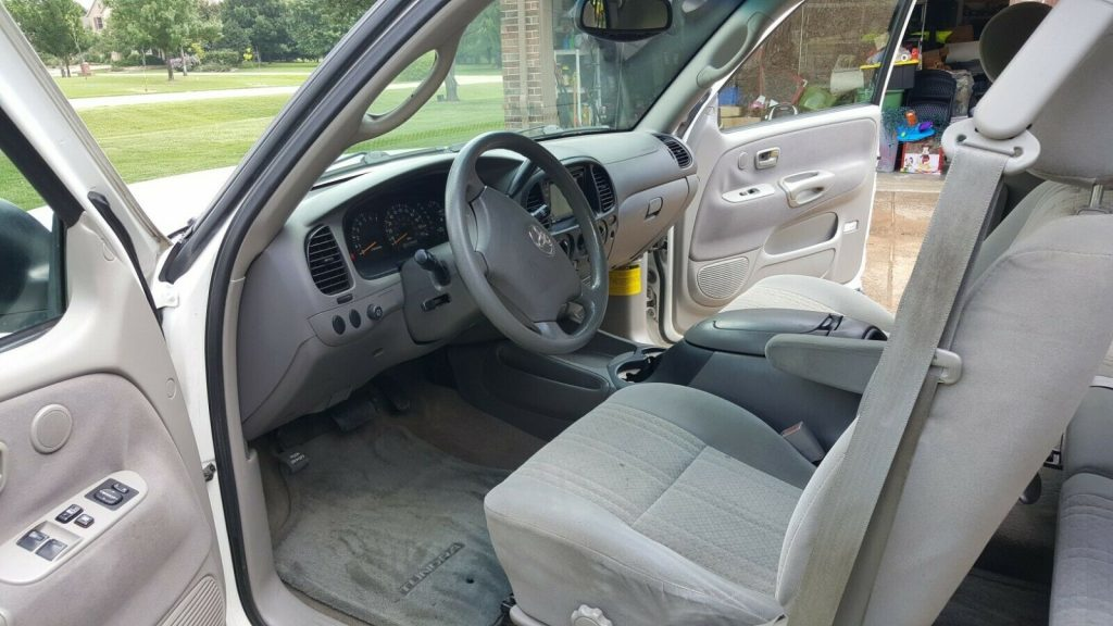 well serviced 2003 Toyota Tundra SR5 4×4