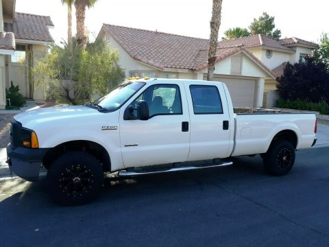 excellent running 2006 Ford F 250 XL pickup 4×4 for sale