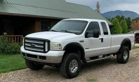 great running 2006 Ford F 150 SD pickup 4×4 for sale
