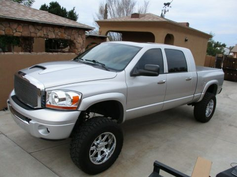 great working 2006 Dodge Ram 2500 Laramie pickup 4×4 for sale