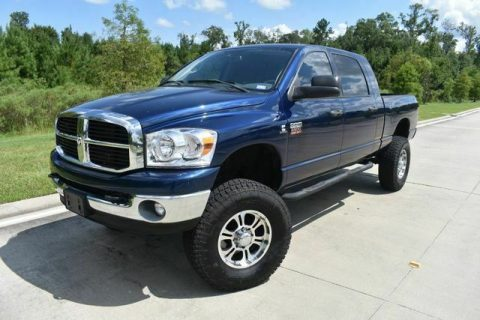 very nice 2008 Dodge Ram 2500 SLT 4×4 for sale