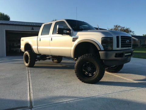 very nice 2008 Ford F 250 FX4 pickup 4×4 for sale