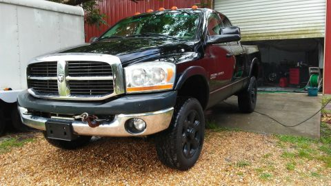 well maintained 2006 Dodge 2500 Power Wagon 4×4 for sale