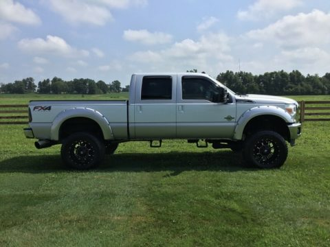 6 inch lift 2012 Ford F 250 Lariat Super Duty 4×4 for sale