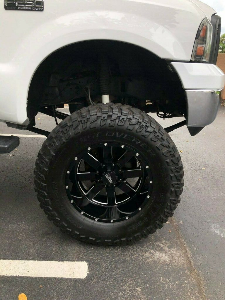 brand new parts 2004 Ford F 250 XLT 4×4