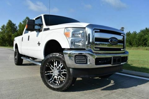 great shape 2012 Ford F 250 XLT pickup 4×4 for sale
