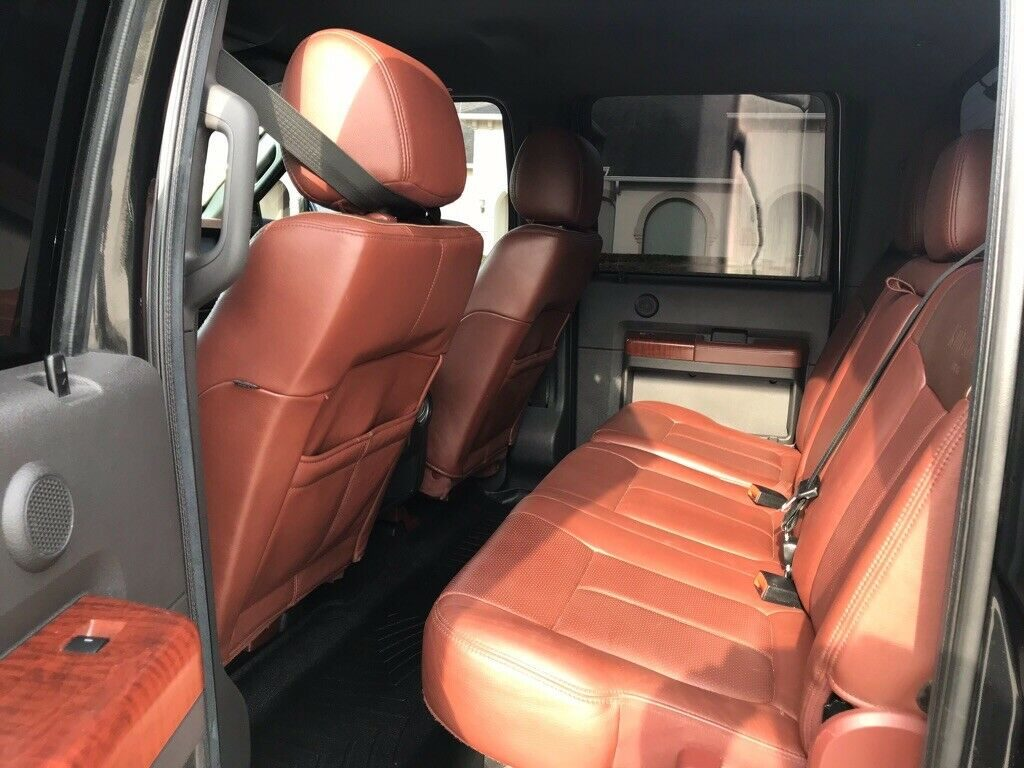 fully loaded 2014 Ford F 350 King Ranch 4×4