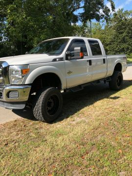 great running 2014 Ford F 250 Xlt 4×4 for sale