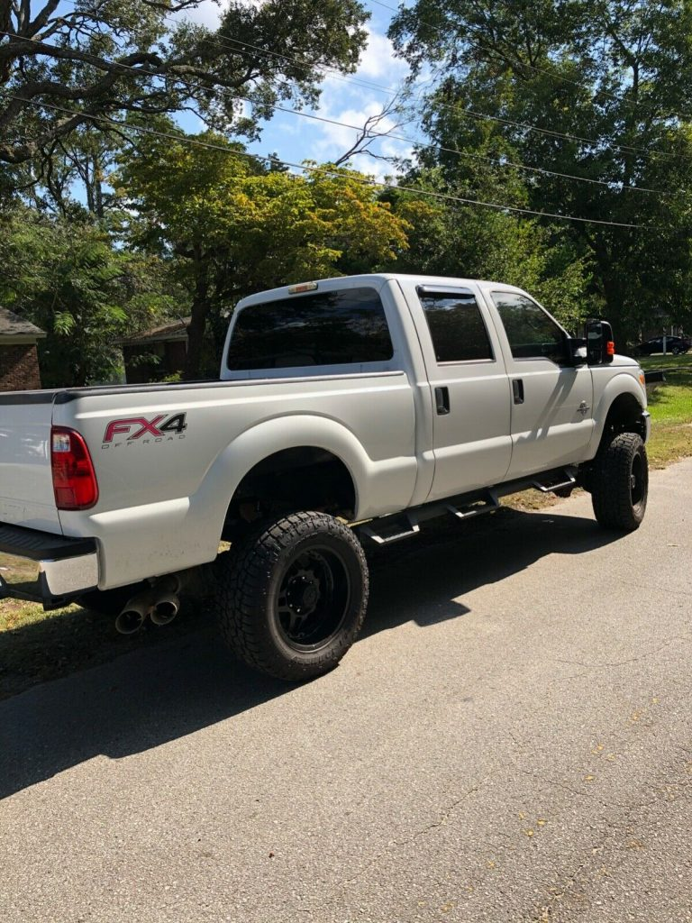 great running 2014 Ford F 250 Xlt 4×4