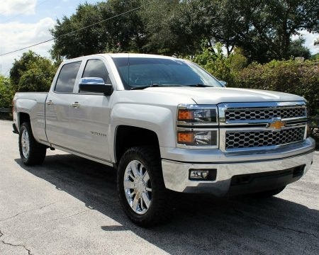 great shape 2014 Chevrolet Silverado 1500 LT Z71 4×4 for sale