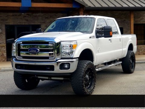 low miles 2015 Ford F 250 XLT 4×4 for sale
