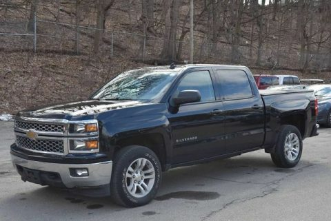 well equipped 2014 Chevrolet Silverado 1500 LT 4×4 for sale