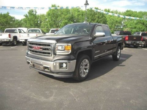 well equipped 2014 GMC Sierra 1500 SLT 4×4 for sale