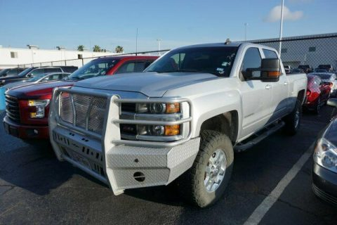 well equipped 2015 Chevrolet Silverado 2500 LT 4×4 for sale