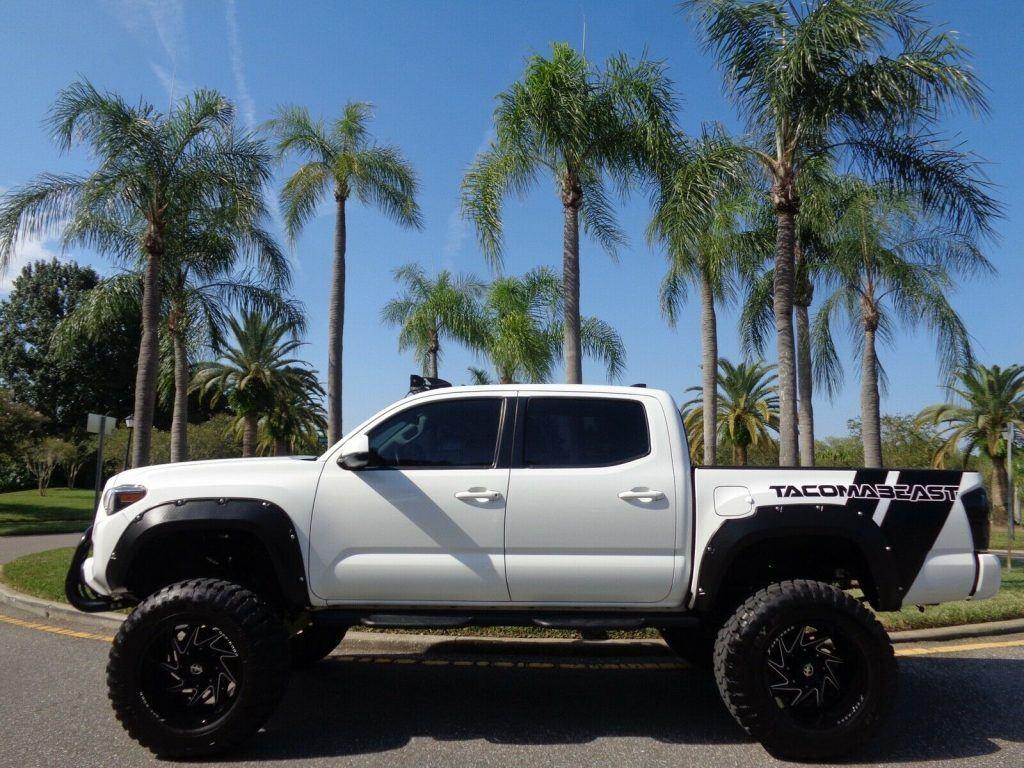 awesome beast 2017 Toyota Tacoma 4×4