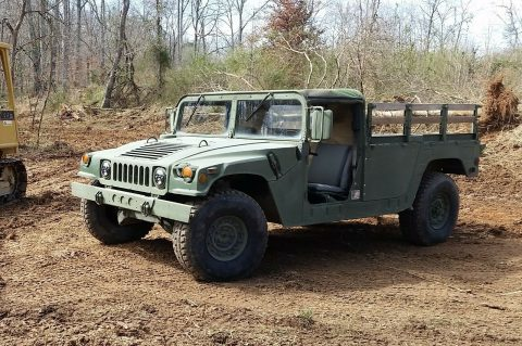 excellent shape 1987 AM General Hummer H1 4×4 for sale
