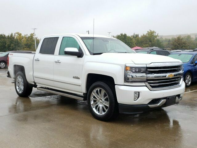 well equipped 2016 Chevrolet Silverado 1500 High Country 4×4