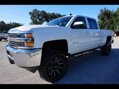 great shape 2018 Chevrolet Silverado 2500 4×4 for sale