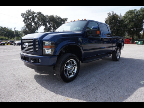 low miles 2009 Ford F 250 Harley Davidson Super DUTY 4×4 for sale