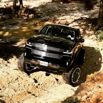 low miles 2018 Chevrolet Silverado 1500 LTZ 4×4 for sale