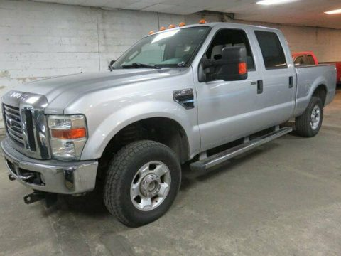 well equipped 2010 Ford F 250 4X4 for sale