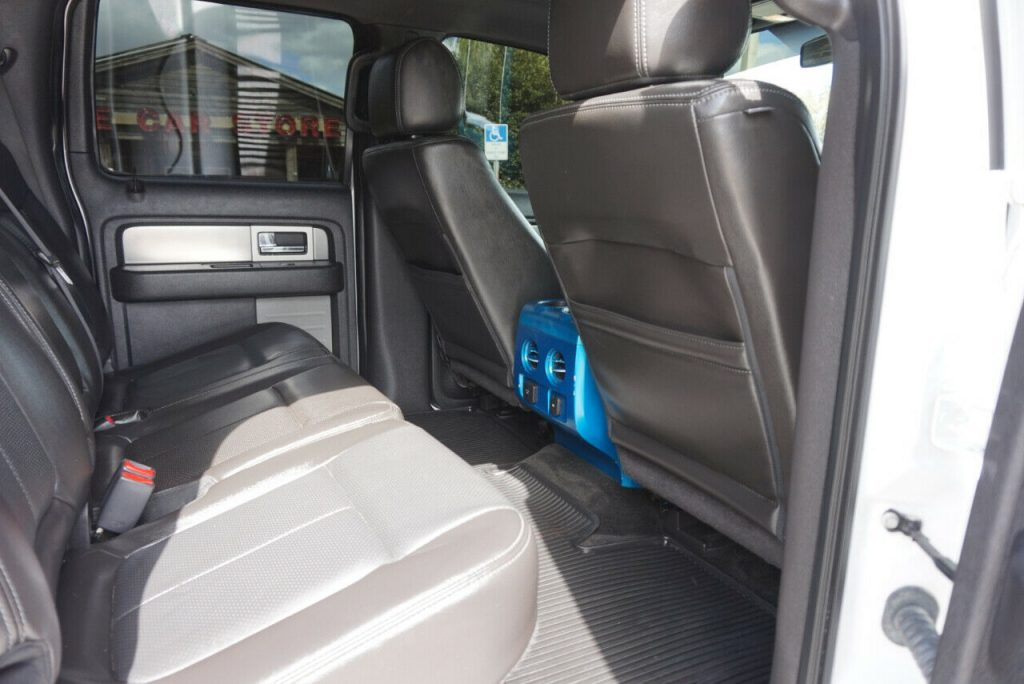 nice and clean 2013 Ford F 150 XLT Supercrew 4×4