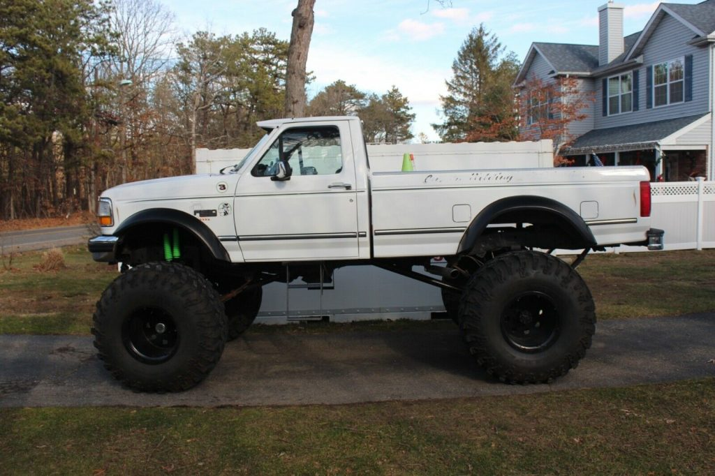 one of a kind 1992 Ford F 250 XLT 4×4