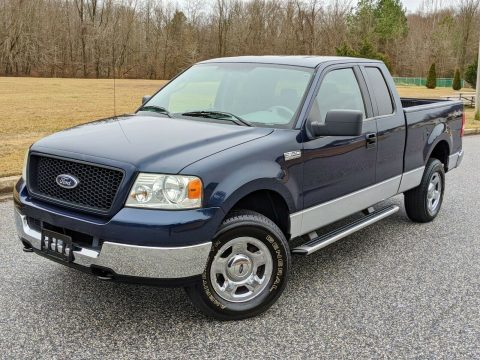 super clean 2005 Ford F 150 4×4 for sale